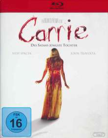 Carrie (Blu-ray), Blu-ray Disc