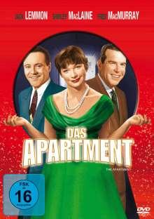 Das Apartment, DVD