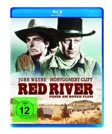 Red River (Blu-ray), Blu-ray Disc