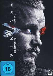 Vikings Staffel 2, 3 DVDs