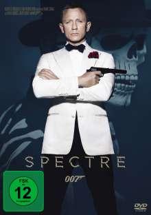 James Bond: Spectre, DVD