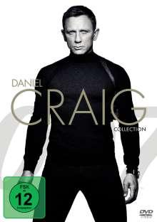 Daniel Craig Collection, 4 DVDs