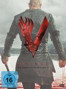 Vikings Staffel 3, 3 DVDs