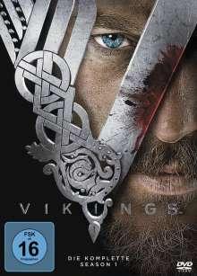 Vikings Staffel 1, 3 DVDs