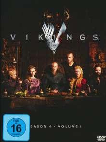 Vikings Staffel 4 Box 1, 3 DVDs
