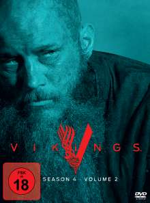 Vikings Staffel 4 Box 2, 3 DVDs