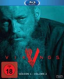 Vikings Staffel 4 Box 2 (Blu-ray), 3 Blu-ray Discs