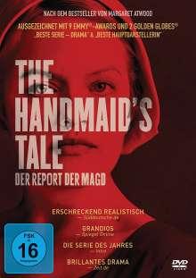 The Handmaid's Tale Season 1, 4 DVDs