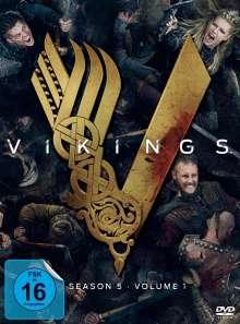 Vikings Staffel 5 Box 1, 3 DVDs