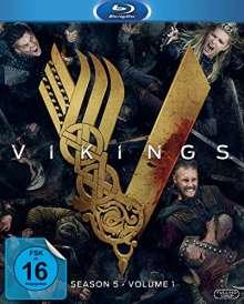Vikings Staffel 5 Box 1 (Blu-ray), 3 Blu-ray Discs