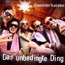Hasenscheiße: Das unbedingte Ding (Enhanced), Maxi-CD