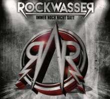 Rockwasser: Immer noch nicht satt, CD