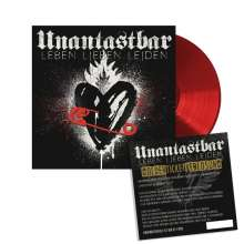 Unantastbar: Leben Lieben Leiden (Limited-Edition) (Red Vinyl), LP