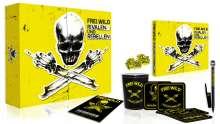 Frei.Wild: Rivalen und Rebellen (Limited-Fan-Boxset), 3 CDs