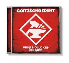 Goitzsche Front: Deines Glückes Schmied, CD