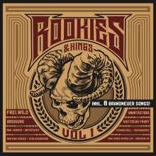 Rookies & Kings Vol.1, CD