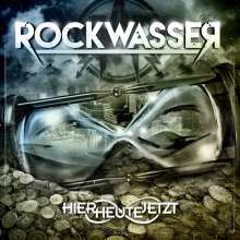 Rockwasser: Hier.Heute.Jetzt, CD