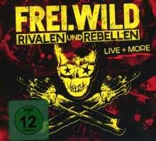 Frei.Wild: Rivalen und Rebellen Live & More, 2 CDs und 1 DVD