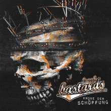 Local Bastards: Krone der Schöpfung, CD