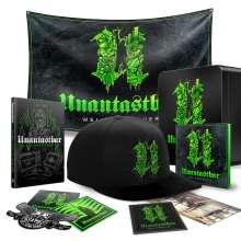 Unantastbar: Wellenbrecher (Limited Boxset), 1 CD und 1 DVD