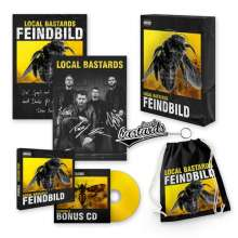Local Bastards: Feindbild (Limitiertes Boxset), 2 CDs