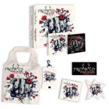 Frei.Wild: Corona Tape II - Attacke ins Glück (Limited Boxset), 2 CDs und 1 Merchandise
