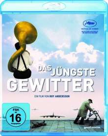 Das jüngste Gewitter (Blu-ray), Blu-ray Disc