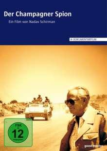 Der Champagner-Spion, DVD