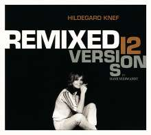 Hans Nieswandt: Hildegard Knef: Remixed, CD