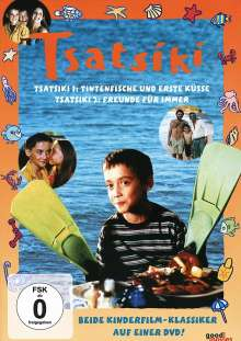 Tsatsiki 1 & 2, DVD