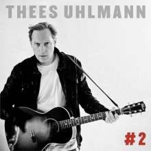 """Thees Uhlmann (Tomte): #2 (Limited Deluxe Edition), 2 LPs und 1 Single 7"""""""