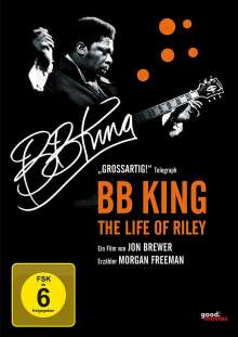 B.B. King - The Life of Riley  (OmU), DVD