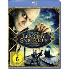 Lemony Snicket - Rätselhafte Ereignisse (Blu-ray), Blu-ray Disc