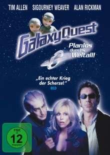 Galaxy Quest - Planlos durchs Weltall, DVD