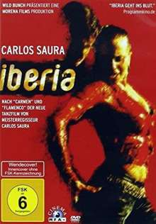 Iberia, DVD