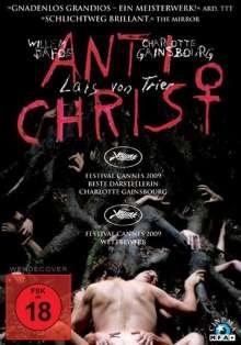 Antichrist (2009), DVD
