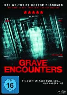 Grave Encounters, DVD
