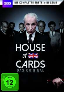 House of Cards (1990) Teil 1, DVD