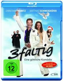 3faltig (Blu-ray), Blu-ray Disc