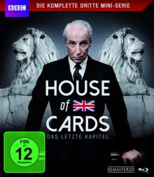 House of Cards (1990) Teil 3 (Blu-ray), Blu-ray Disc