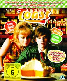 Toast (Special Edition) (Blu-ray), Blu-ray Disc