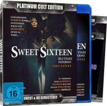 Sweet Sixteen (Blu-ray & DVD), 1 Blu-ray Disc und 1 DVD