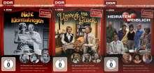 DFF-Schwänke 3er Package, 3 DVDs
