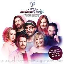 Sing meinen Song - Das Tauschkonzert Vol. 5 (Deluxe-Edition), 2 CDs