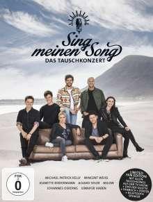 Sing meinen Song - Das Tauschkonzert Vol. 6 (Super-Deluxe-Fan-Box-Set), 2 CDs, 1 DVD, 1 Buch und 1 Merchandise