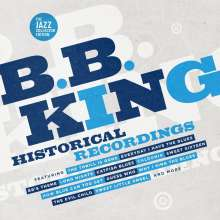 B.B. King: Historical Recordings  (The Jazz Collector Edition), 2 CDs