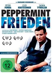 Peppermint Frieden, DVD