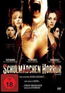 Schulmädchen Horror, DVD
