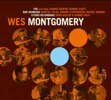 Wes Montgomery (1925-1968): The NDR Hamburg Studio Recordings, 1 CD und 1 Blu-ray Disc