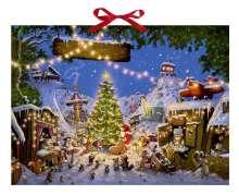 Weihnachtsmarkt der Tiere Adventskalender, Diverse